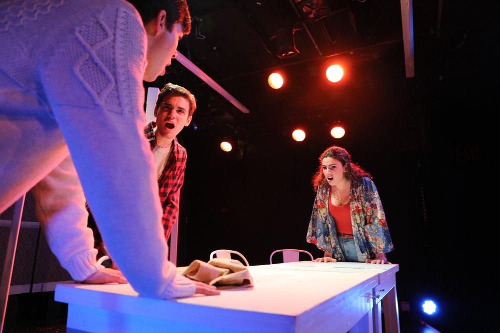 Gabe in Tisch New Theatre's 'Next to Normal'