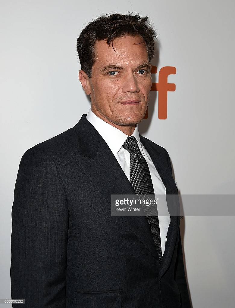 Grooming for Michael Shannon
