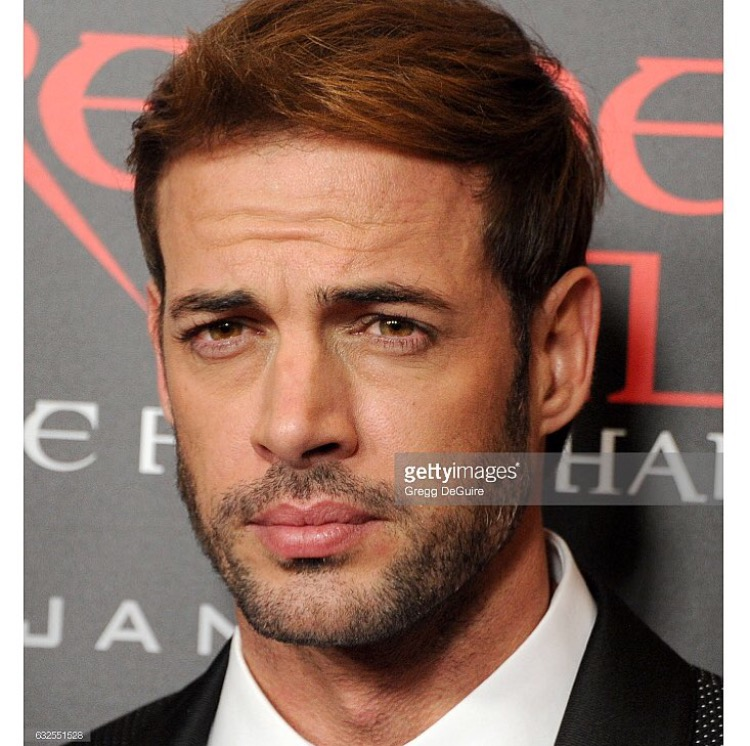Grooming for William Levy