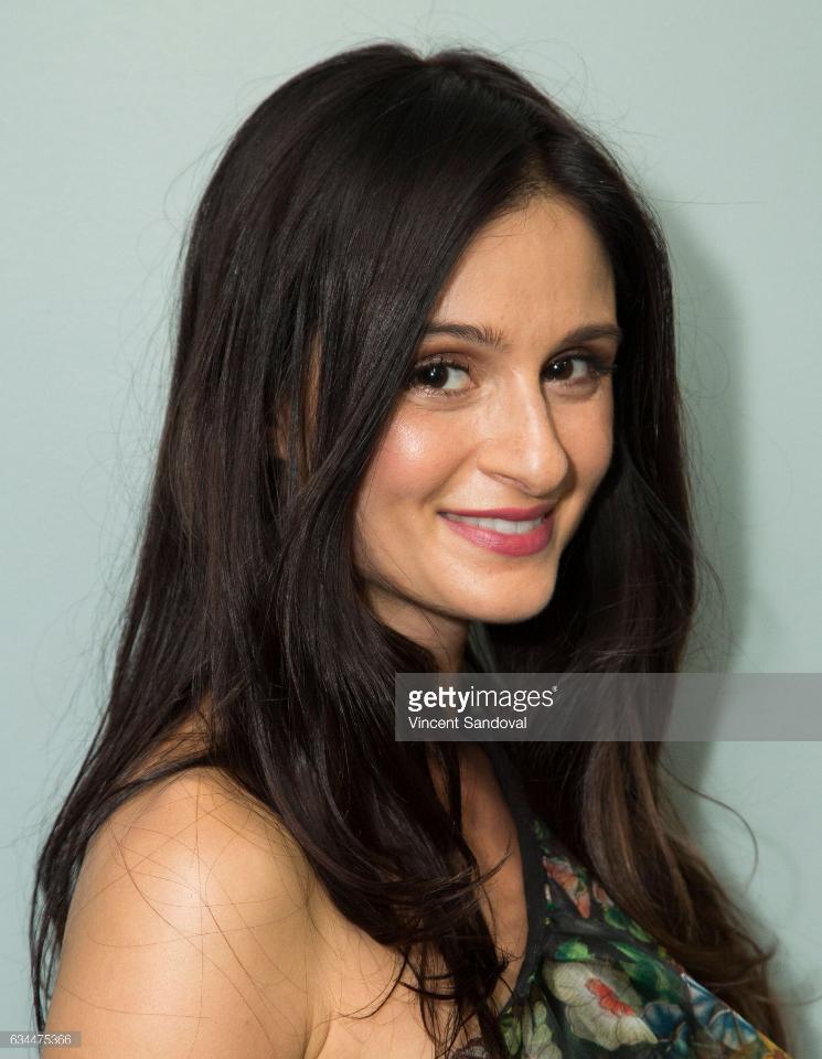 Makeup for Melanie Papalia