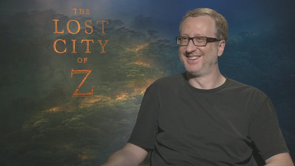 Grooming for Director James Gray
