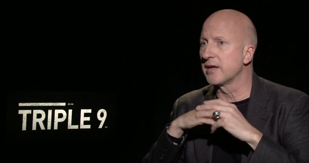 Grooming for Director John Hillcoat