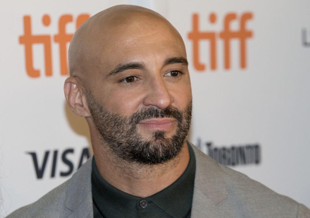 Grooming for Director Yann Demange