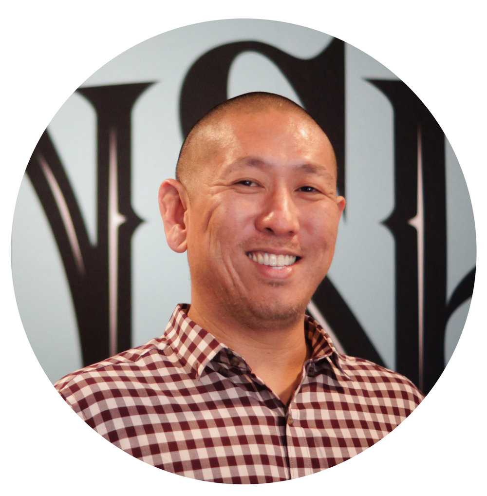 Steve Kim: Director & Co-founder