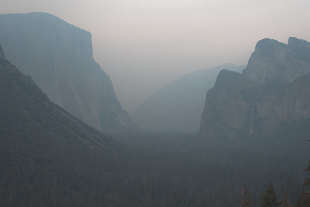 Yosemite Valley at 7:54 P.M. ISO 400, f/5, 1/250, 50mm.