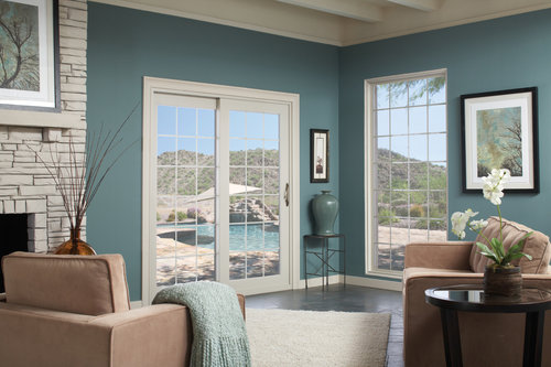 French Sliding Doors Replacement Windows By The Window Factory