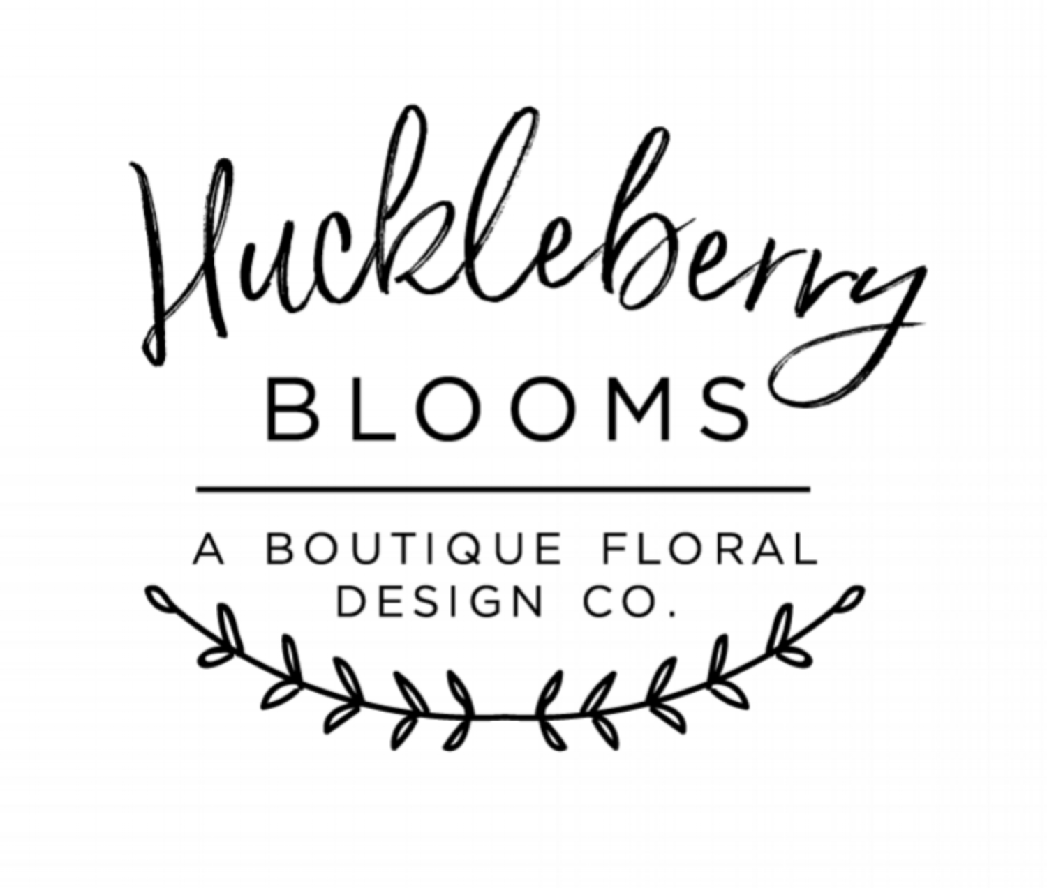 Huckleberry Blooms