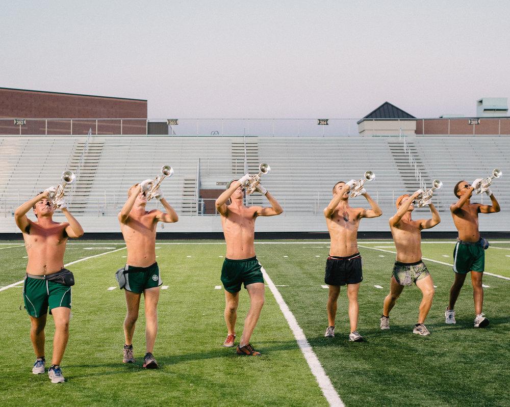 Scouts Trumpet Line, 2012