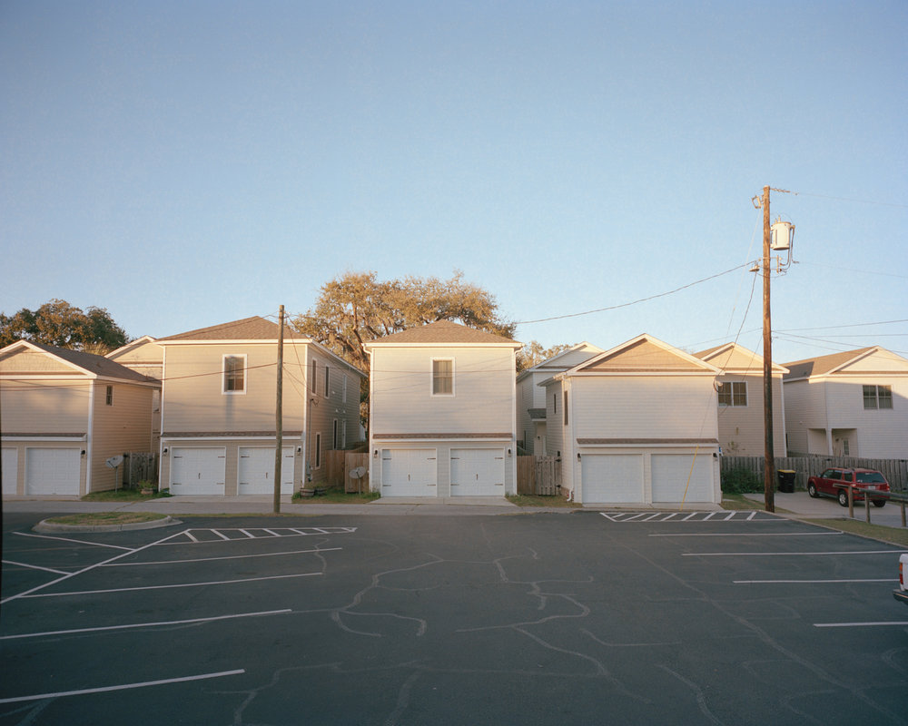 Untitled (Double Garage)