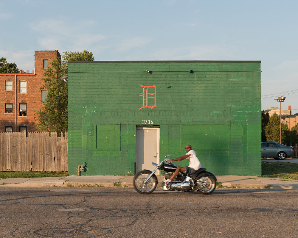 Motorcycle, Detroit