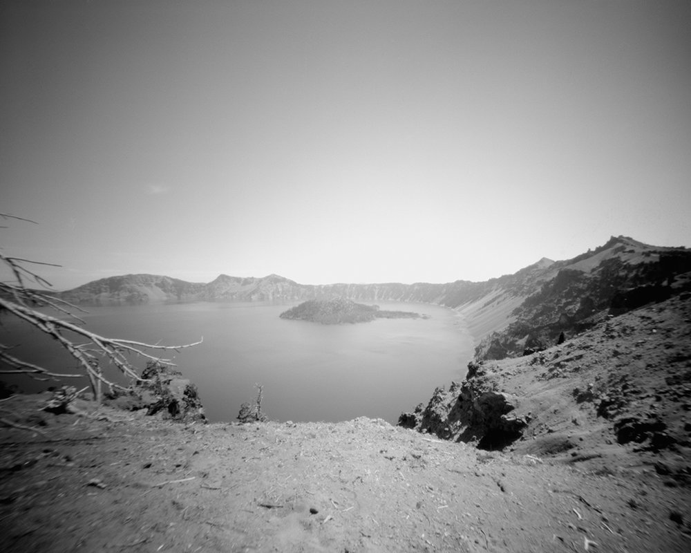 Rim Drive (Crater Lake, OR)