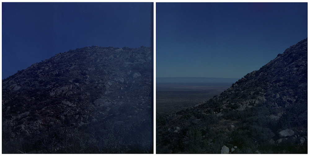 Dripping Springs Road #1 & #2 (Las Cruces, NM)