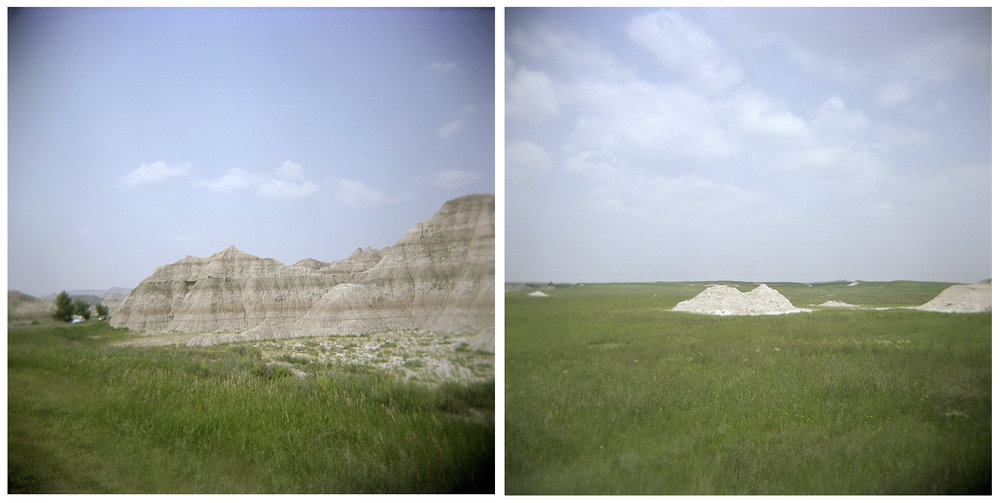 SR 240 #2 & #3 (Badlands, SD)