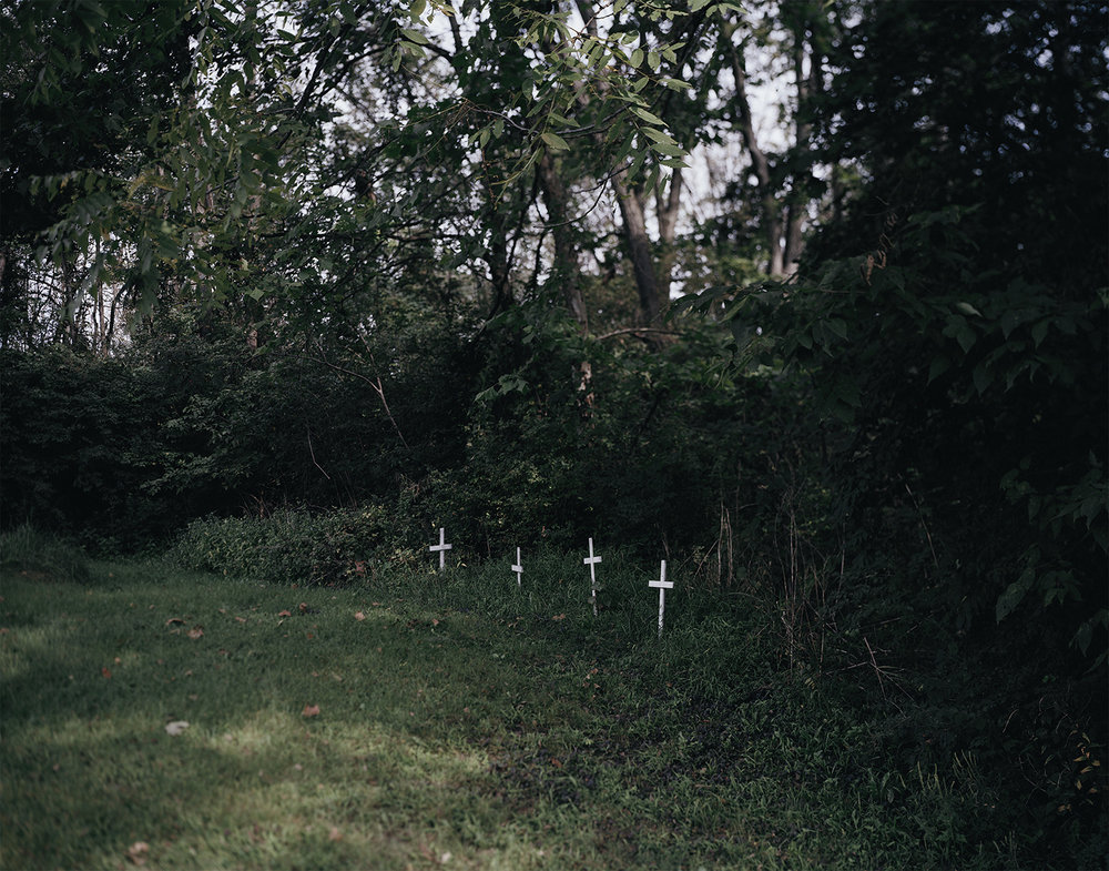 Untitled (Martin's Creek, PA) , 2017 ©  Tyler Roste