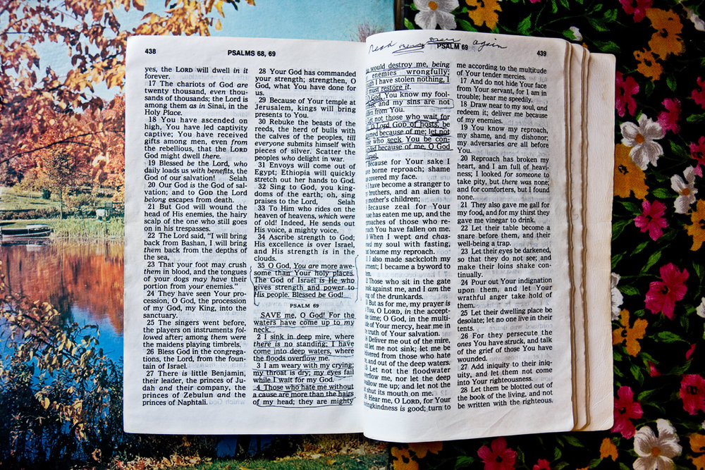 Norma's Bible , 2007