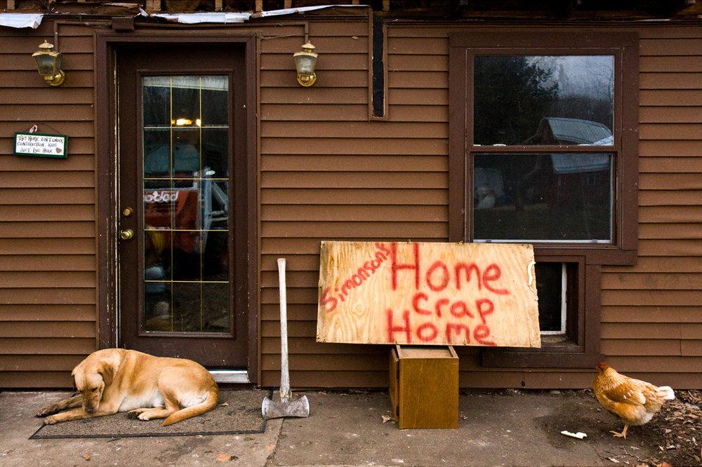 Home Crap Home , 2007