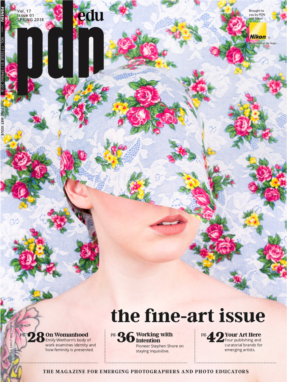 PDN EDU , Vol. 17 Issue 1 / Spring 2018