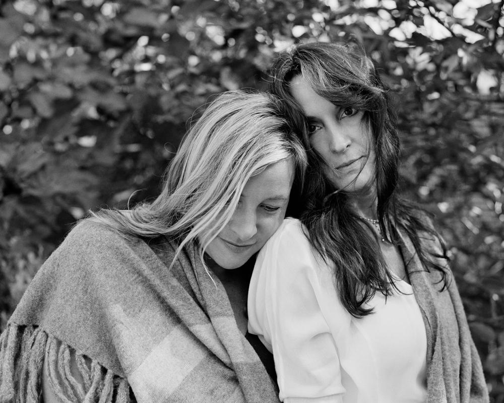 Christa and Linda, Charlotte, NC, 2016 © Ashley Kauschinger