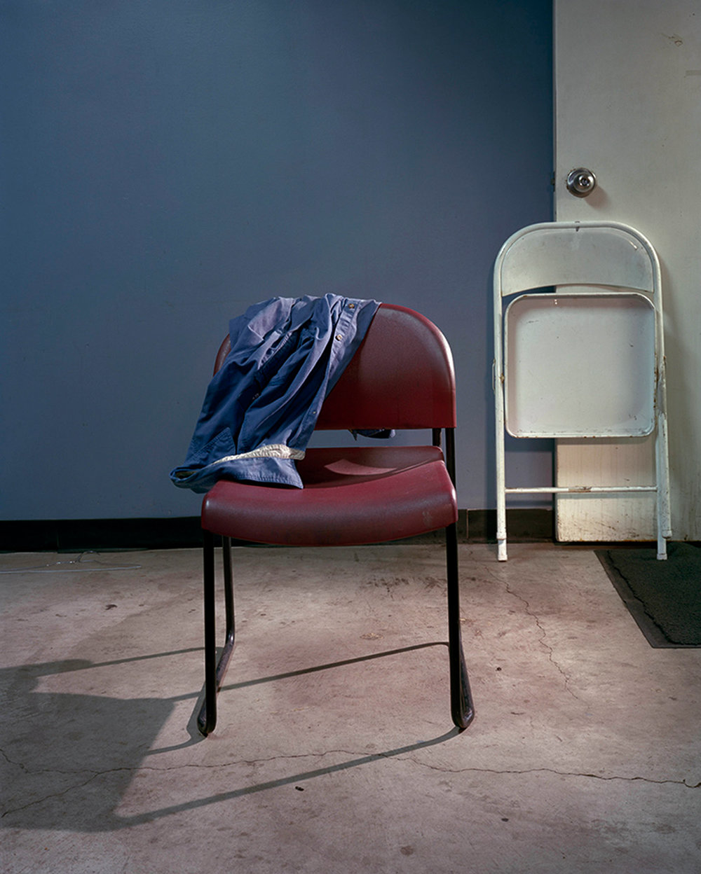 Chair, Chicago IL,  2013 © Juan Giraldo