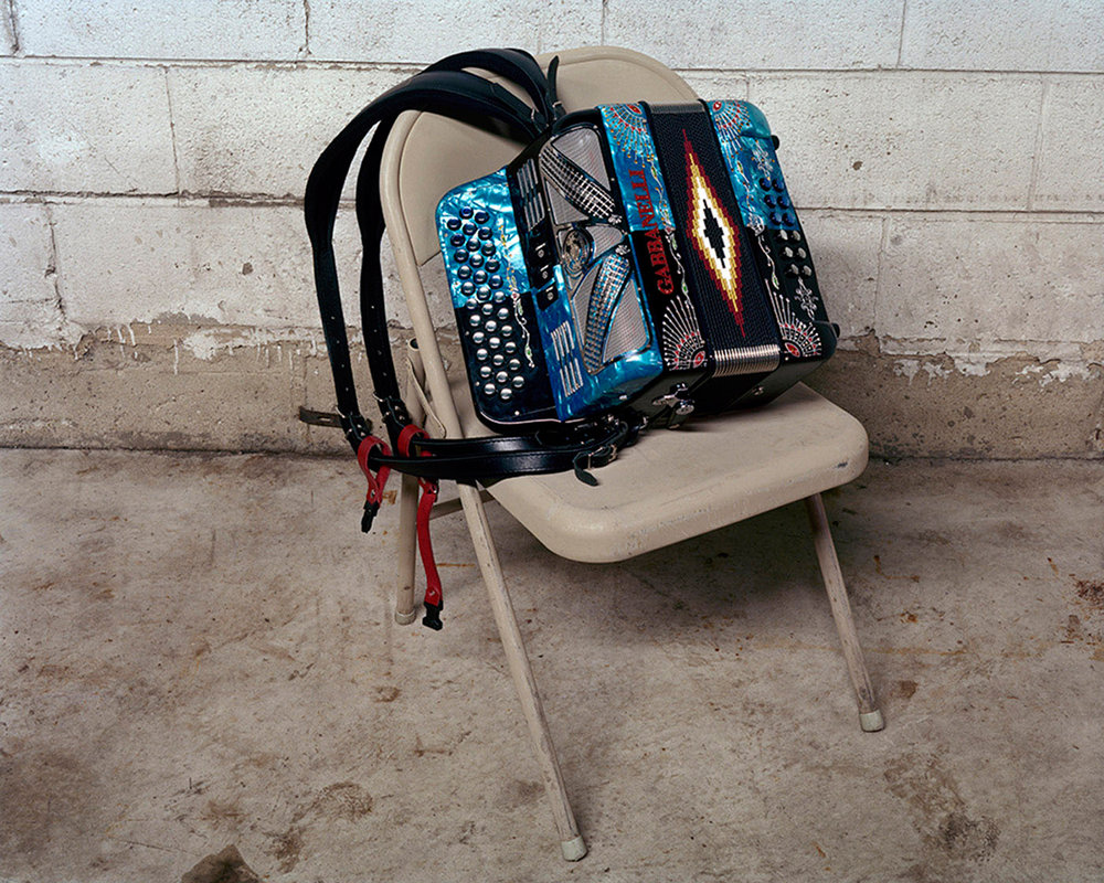 Accordion, Chicago, IL,  2014 © Juan Giraldo