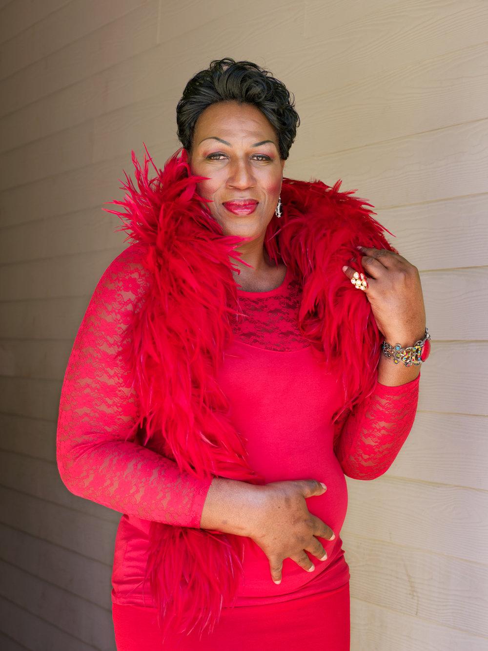 Dee Dee Ngozi, 55, Atlanta, GA,  2016 © Jess T. Dugan
