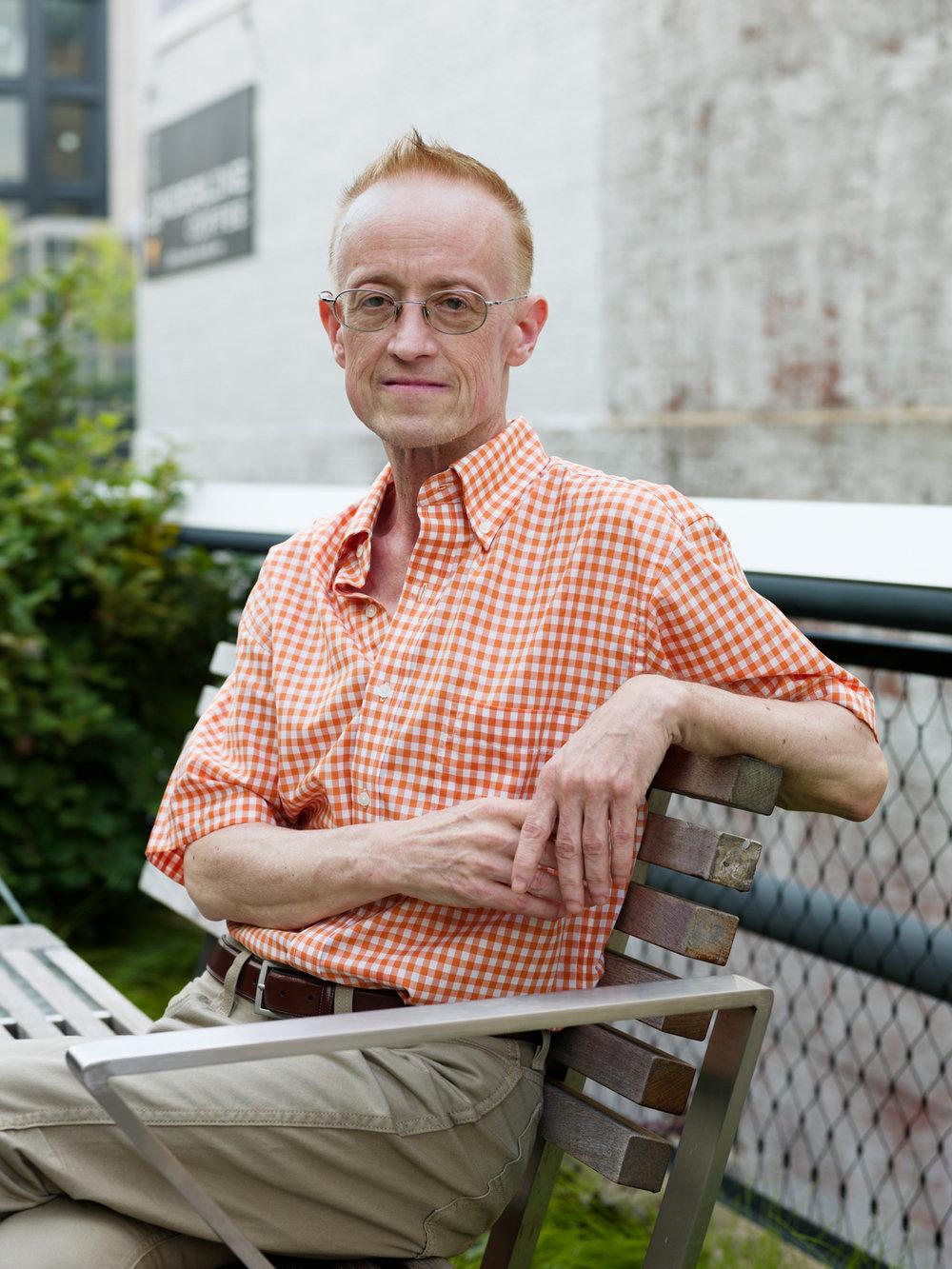 Jay, 59, New York, NY,  2015 © Jess T. Dugan