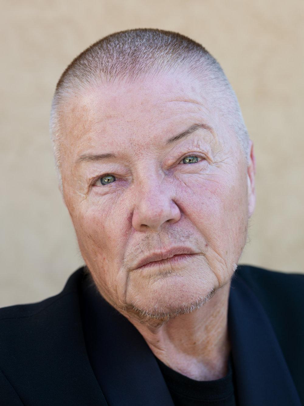 Tony, 67, San Diego, CA,  2014 © Jess T. Dugan