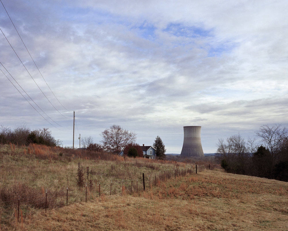 Hartsville Nuclear Station (Abandoned) Cumberland River, Tennessee  2013