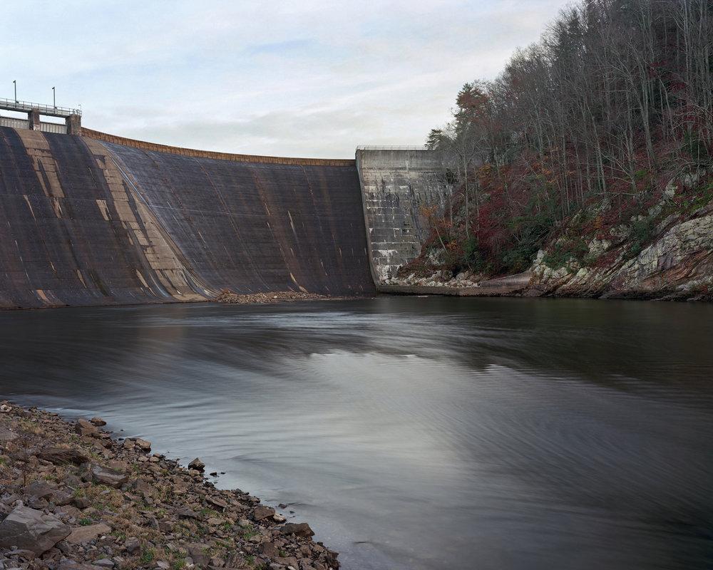 Ocoee Dam No. 1, Ocoee River, Tennessee  2013