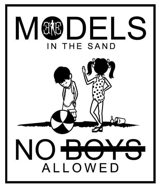 models in the sand 2017