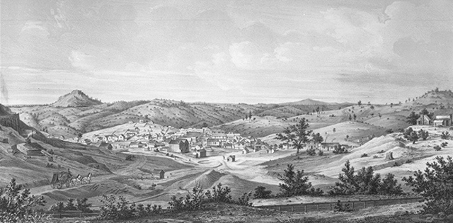 Mokelumne Hill 1800's.jpg