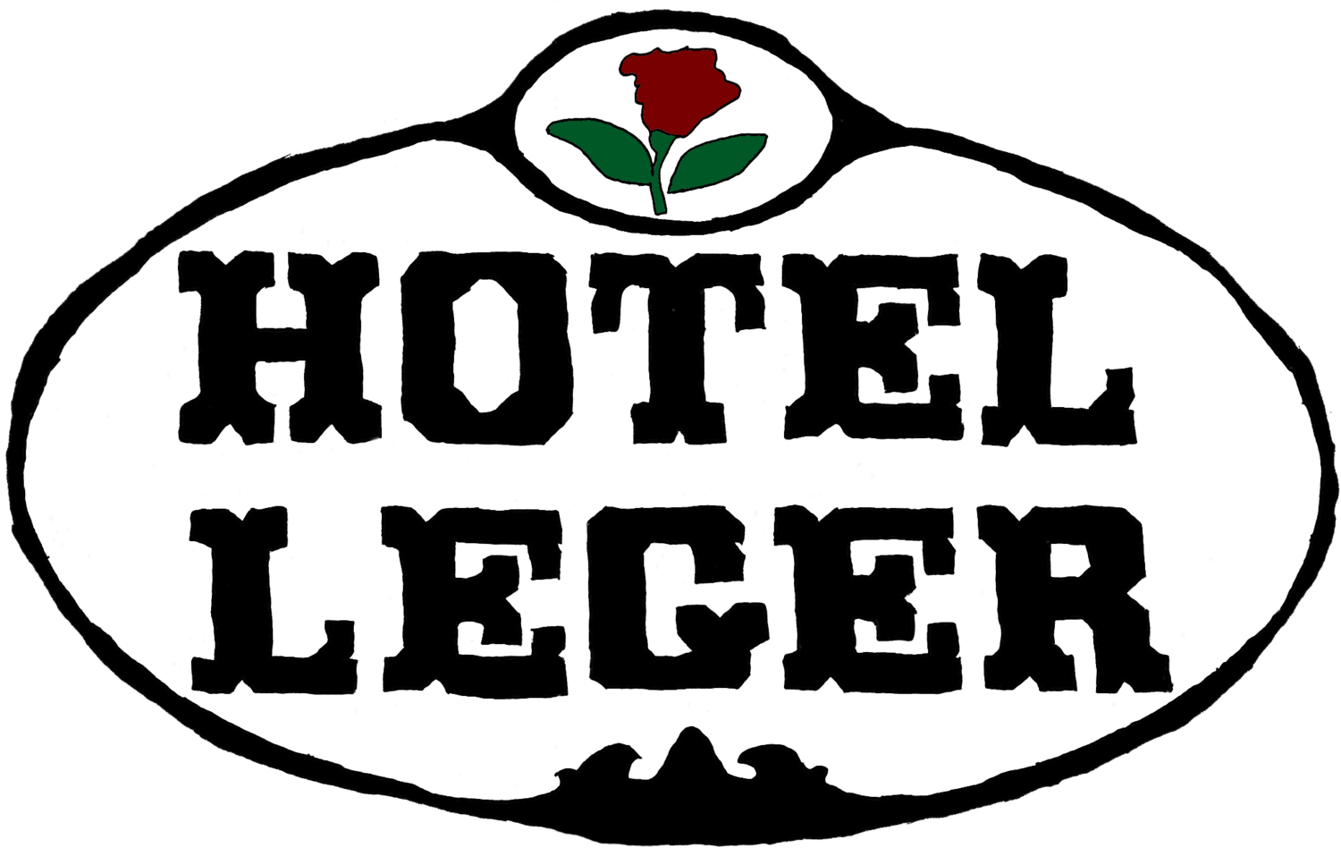 Hotel Léger Restaurant and Saloon