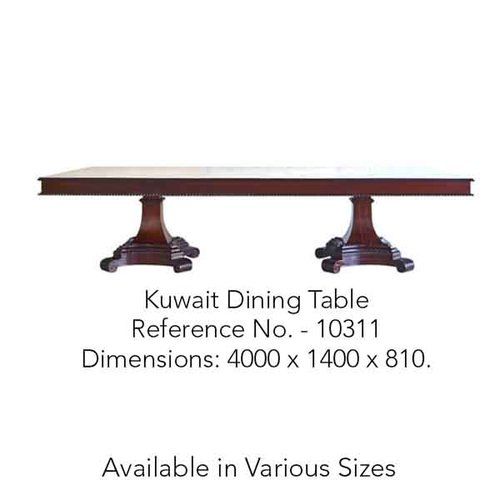 32M Kuwait Dining Table