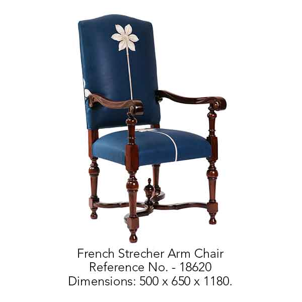 French Strecher Arm Chair.jpg