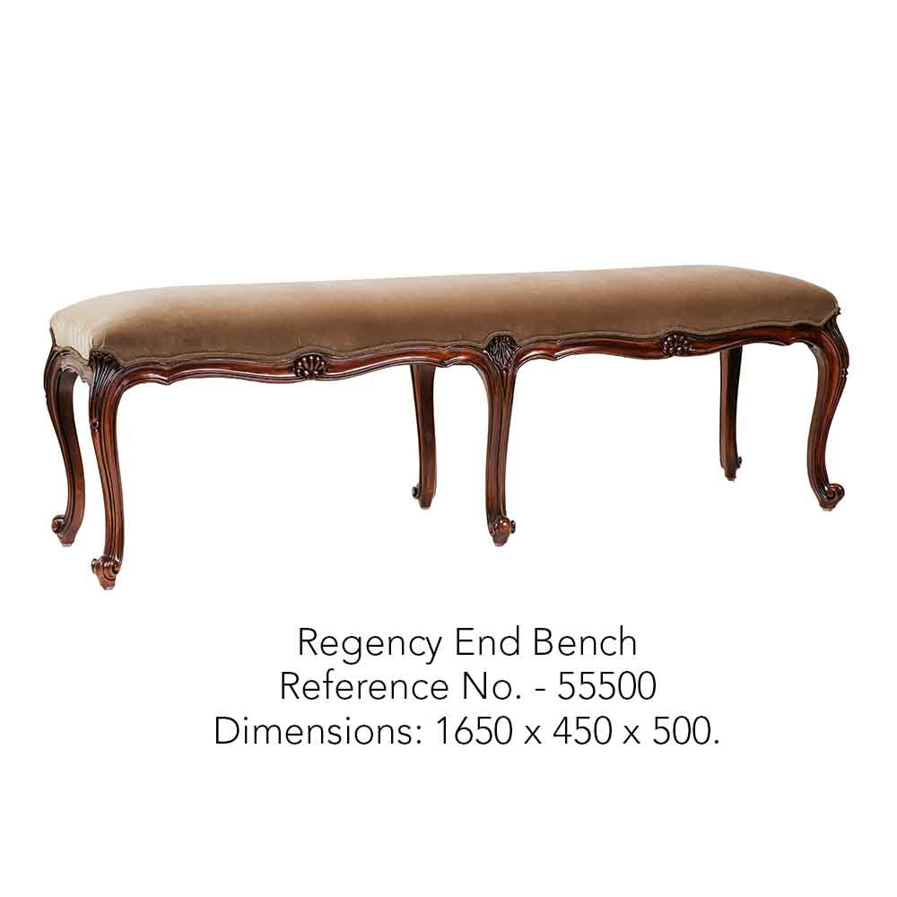 Regency End Bench.jpg