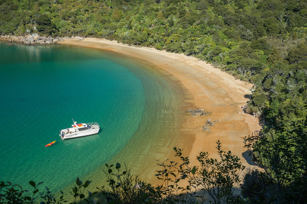 Abel Tasman Private Boat Charters