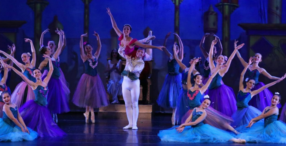 Nutcracker Tickets - December 22nd and 23rd at the Cabrillo Crocker Theater!