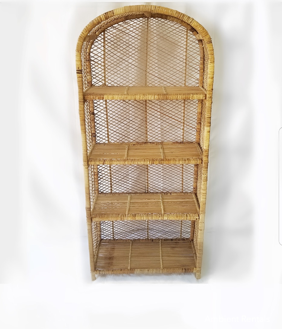 Wicker Hutch