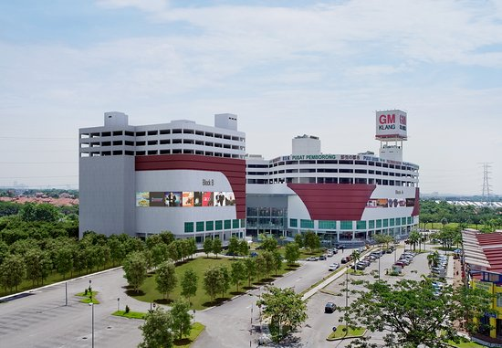 GM Klang wholesale city -