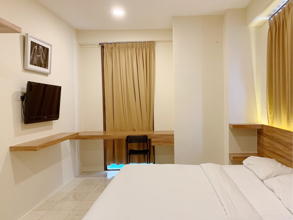 Premier Room - Newly Renovated at New Town Sunway Mentari