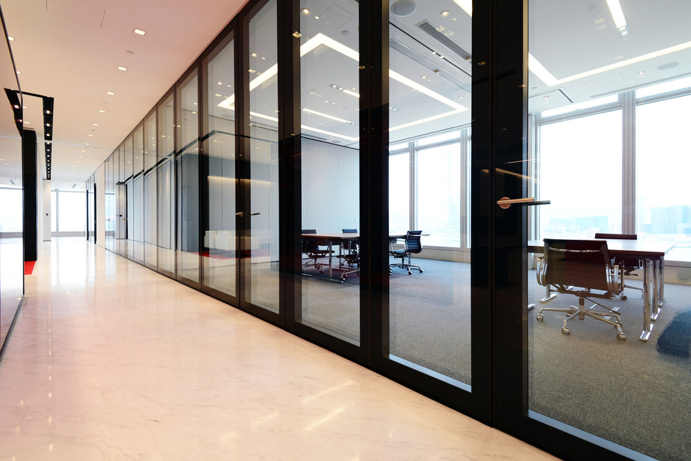 The JEB Integra Office Partition System