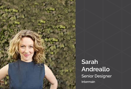 We value our partners - Sarah Andreallo from Intermain