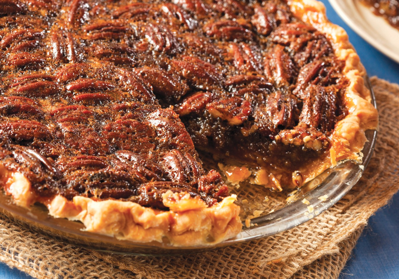NOVEMBER 2017    Pecan pie is the perfect fall treat