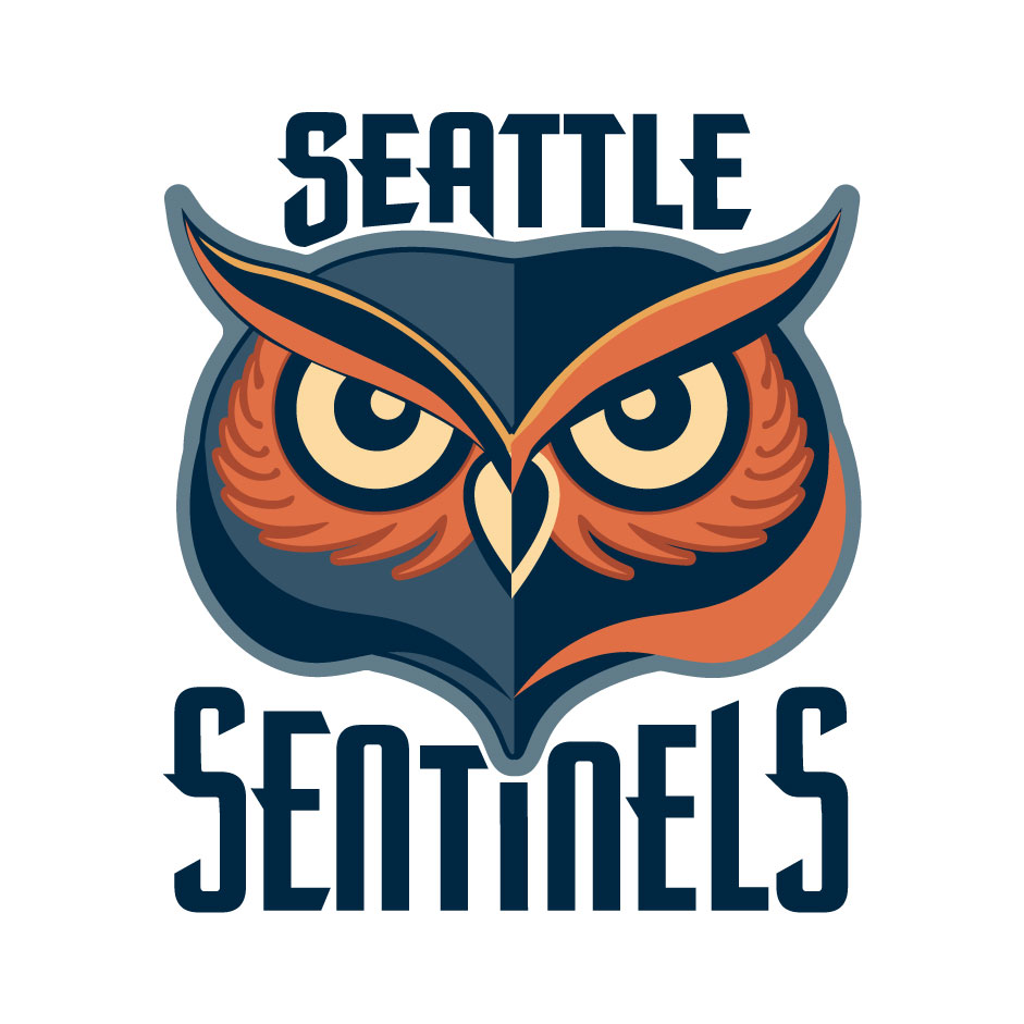 Seattle Sentinels    Branding
