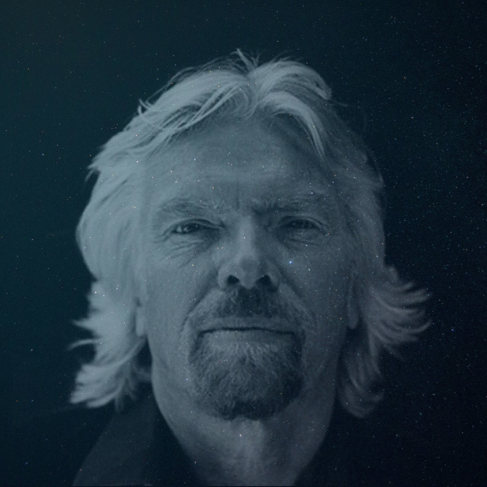 Turn Frustrations into Businesses - Sir Richard Branson