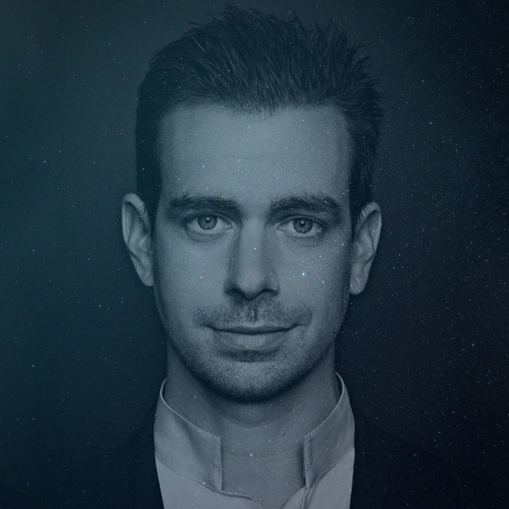 When I believe in something I fight like hell for it - Jack Dorsey