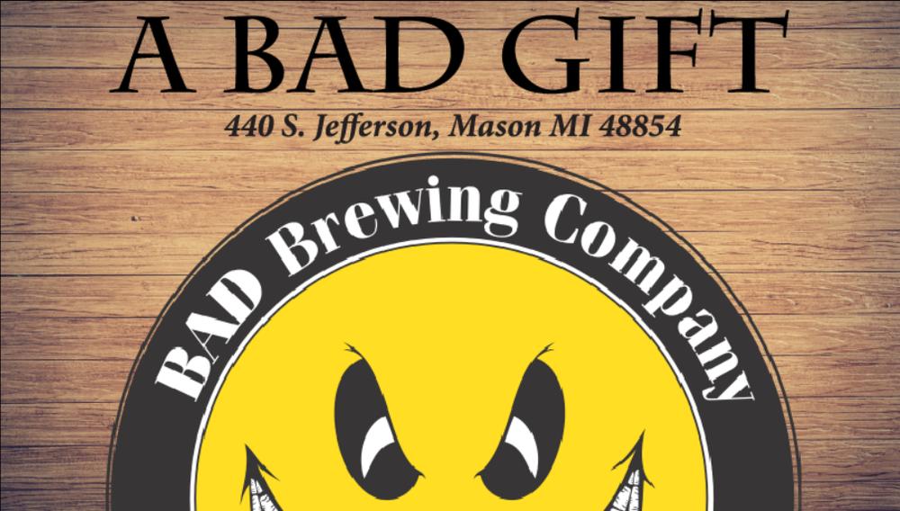BAD swag — BAD Brewing Company f7c4fe5c7588