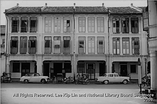 15A and 17A Keong Saik Road, 1967   *Photo credit: National Library Board Singapore