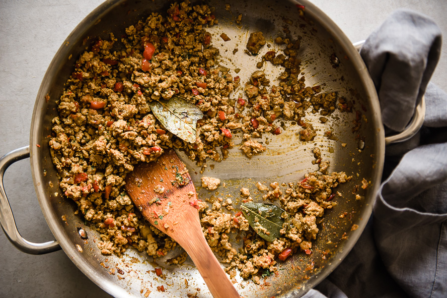 Moroccan Meat Bourekas