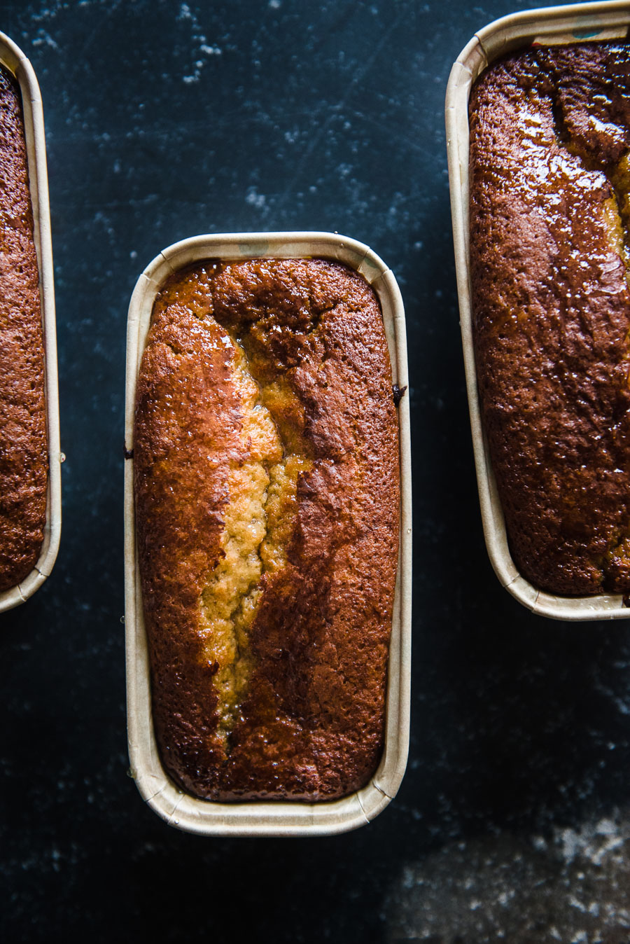 Early Grey and Cardamom Honey Cake